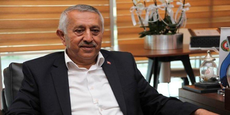 Afyonkarahisar Belediye Başkanı Zeybek mazbatasını aldı