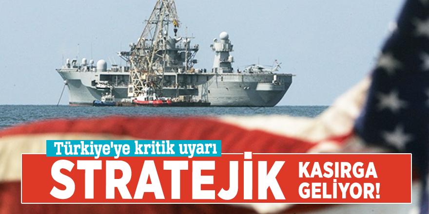 Türkiye'ye kritik uyarı: Stratejik kasırga geliyor!