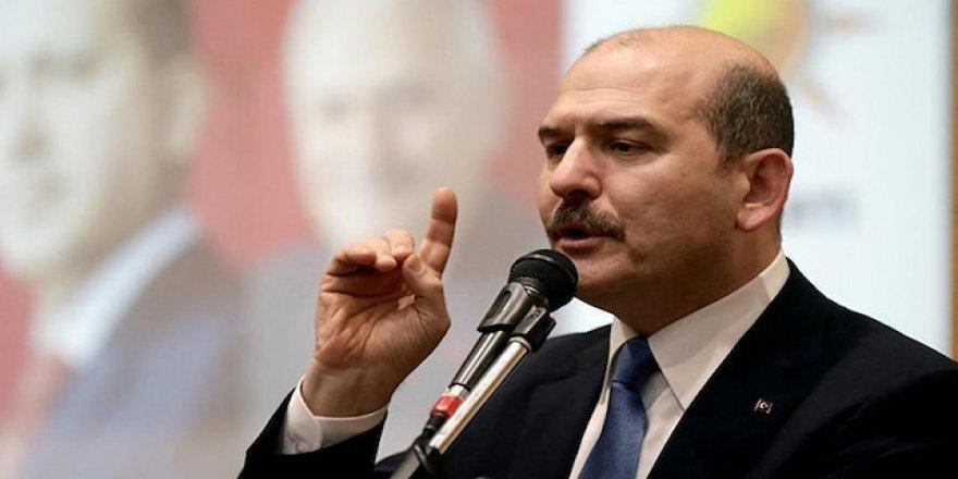 Süleyman Soylu'dan BAE'li ajanlara ilişkin açıklama: Devam ediyor