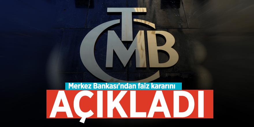 Merkez Bankası 1200 baz puan faiz indirdi