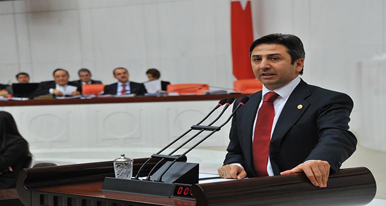 AK Partili vekilden ayakta alkışlanan açıklama!