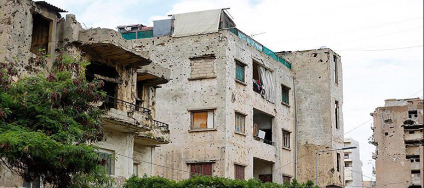 Lübnan İç Savaşı'nın 41. yıl dönümü