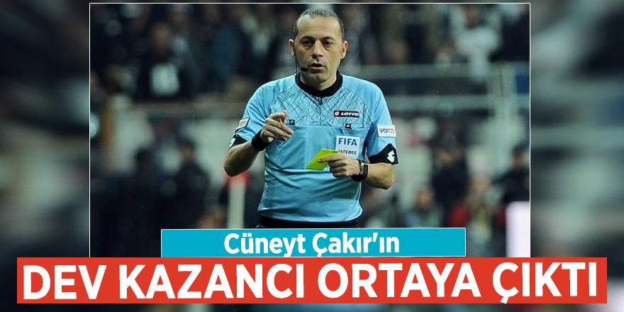 Cüneyt Çakır'ın dev kazancı ortaya çıktı