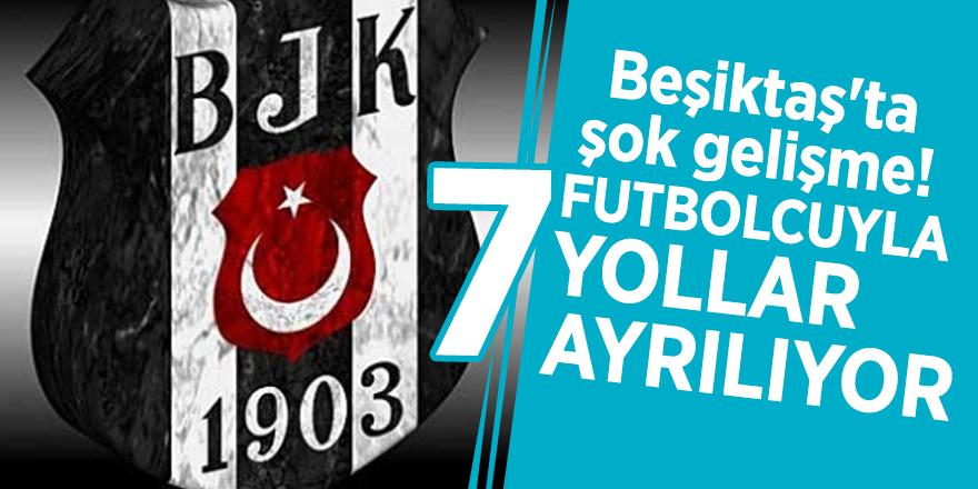 Beşiktaş'ta şok gelişme! 7 futbolcuyla yollar ayrılıyor