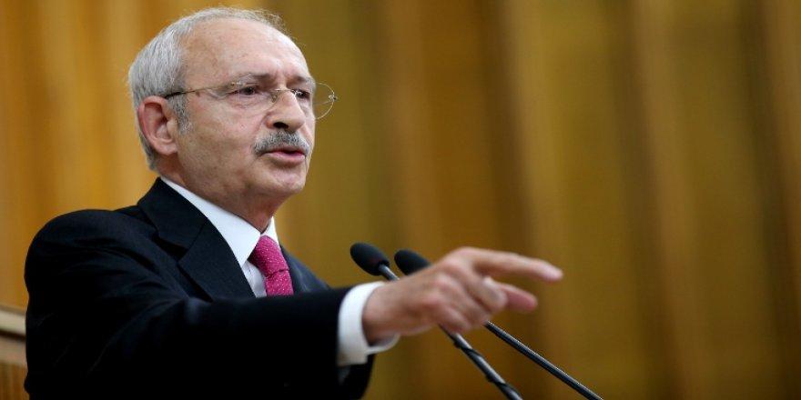 Kılıçdaroğlu'ndan 'Barış Pınarı' Harekatı açıklaması