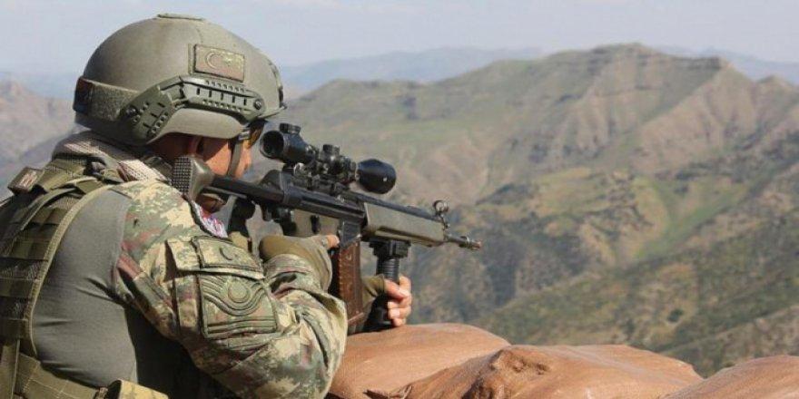PKK'ya bir darbe daha! Öldürüldüler