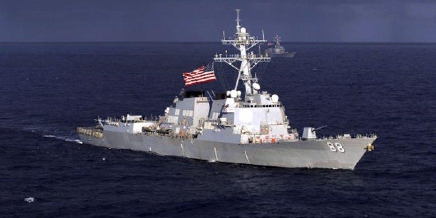 ABD'den Güney Çin Denizi'nde tehlikeli hamle