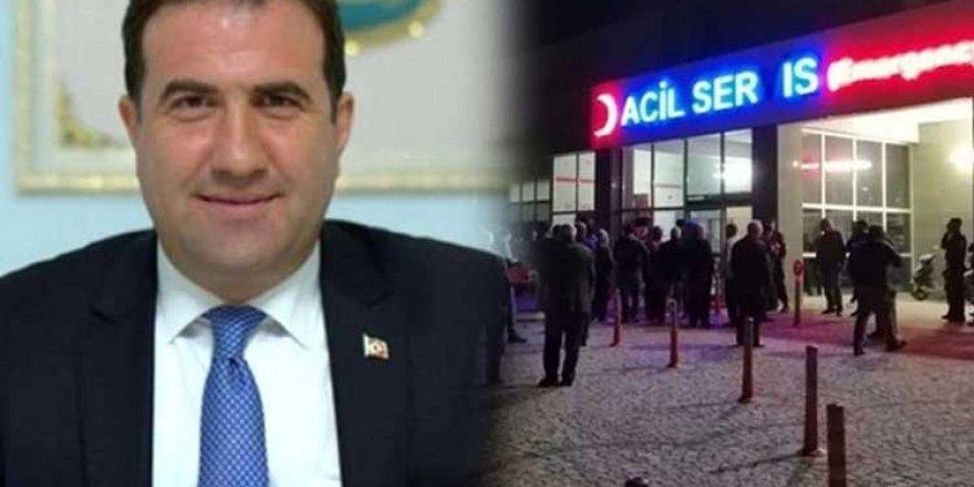 Öldürülen Belediye Başkanı Öztoklu toprağa verildi