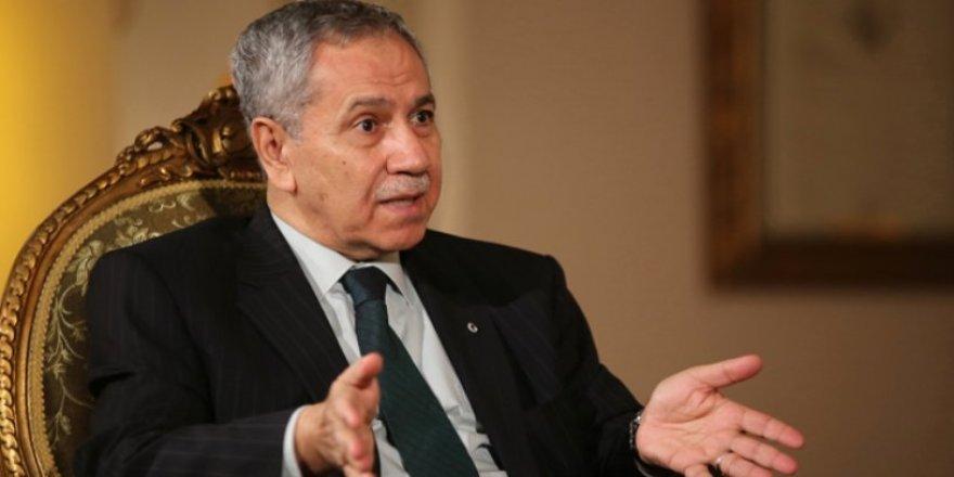 AK Parti'den skandal KHK açıklamaları yapan Bülent Arınç'a istifa çağrısı geldi