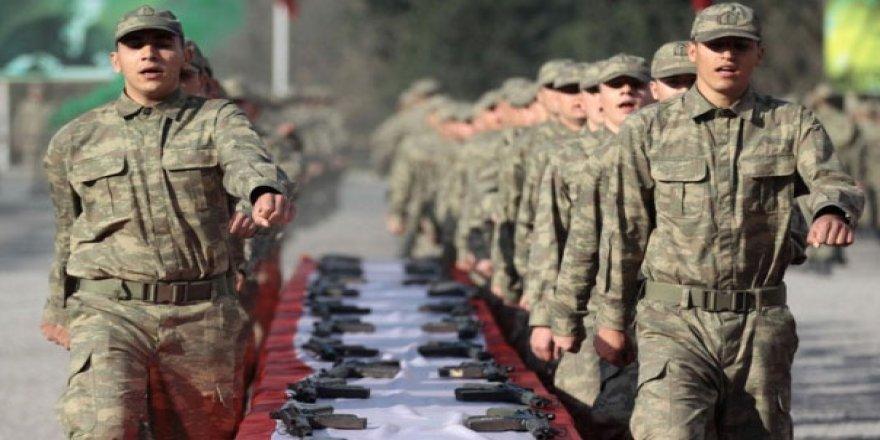 Yeni askerlik sisteminde flaş gelişme