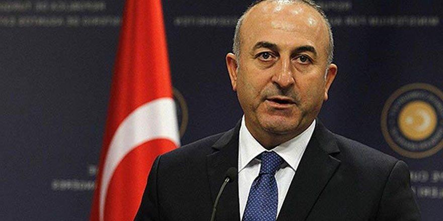 Dışişleri Bakanı Çavuşoğlu, Emre Belözoğlu ile görüştü