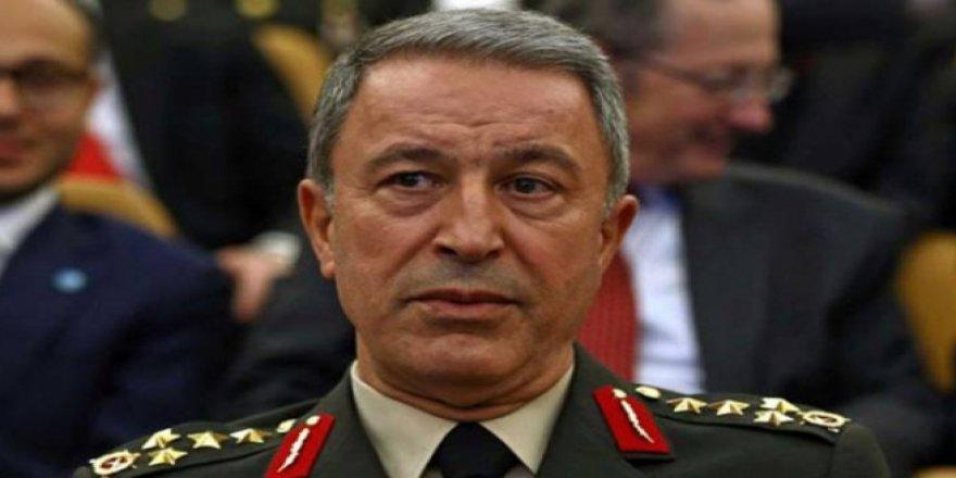 Milli Savunma Bakanı Hulusi Akar, 3 partiyi ziyaret edecek