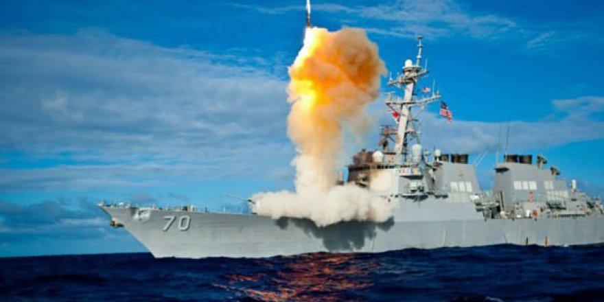 ABD'den kritik hamle! Savaş gemisi yola çıktı
