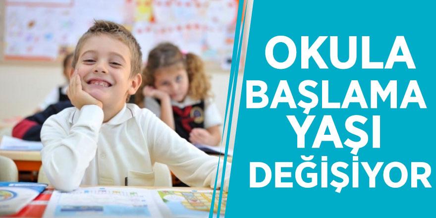 AK Parti açıkladı: Okula başlama yaşı değişiyor