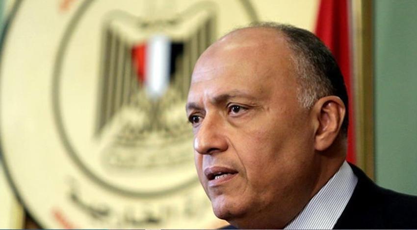 Mısır'nın Dışişleri Bakanı İstanbul'da