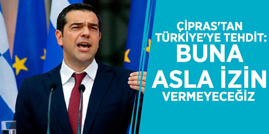 Çipras'tan Türkiye'ye tehdit: Buna asla izin vermeyeceğiz