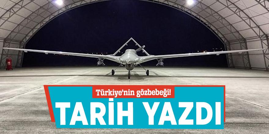 Türkiye'nin gözbebeği! Tarih yazdı