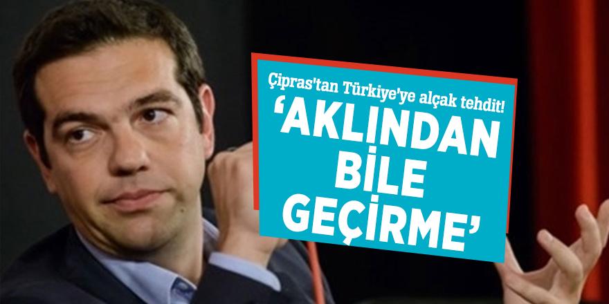 Çipras'tan Türkiye'ye alçak tehdit! 'Aklından bile geçirme'