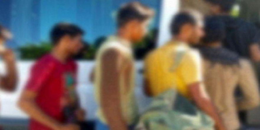 Edirne'de 498 düzensiz göçmen yakalandı