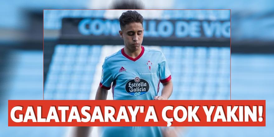 Emre Mor Galatasaray'a çok yakın!
