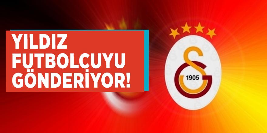 Galatasaray yıldız futbolcuyu gönderiyor!