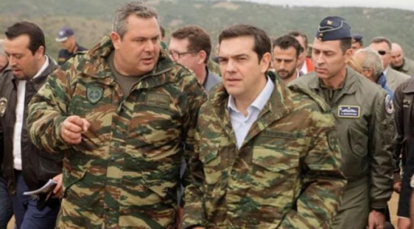 Yunanistan'tan ordusuna flaş 'Türkiye emri': Hazır olun