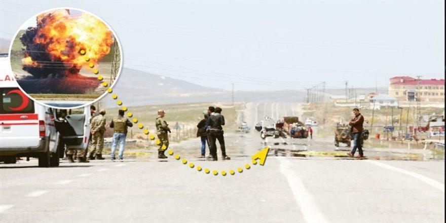 PKK'nın olası katliamı önlendi! 60 kilogram patlayıcı ele geçirildi