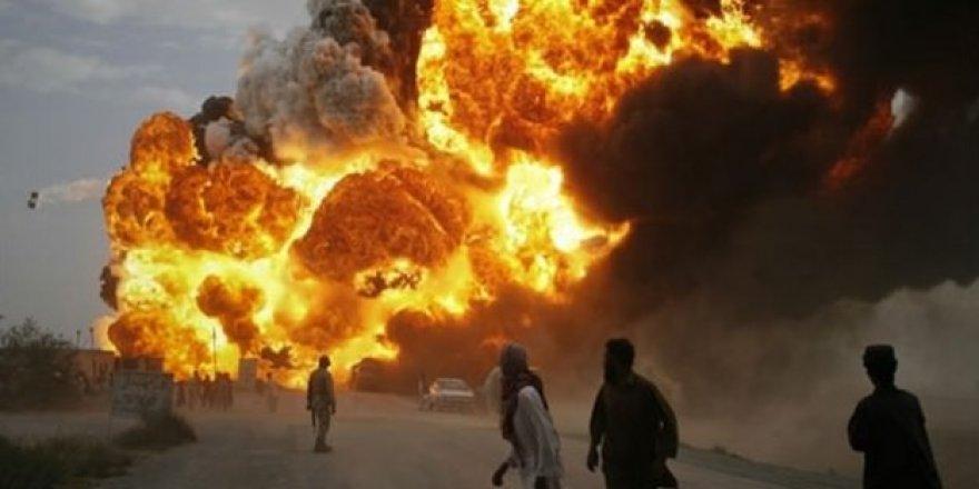 Libya'da intihar saldırısı! Ölüler var