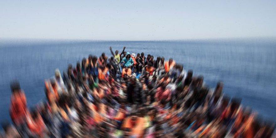 İzmir'de 88 düzensiz göçmen yakalandı