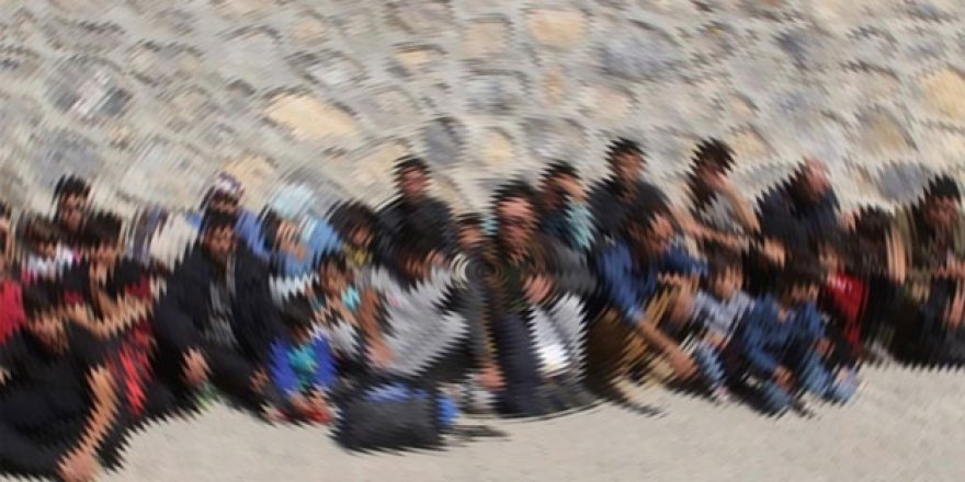 284 kaçak göçmen yakalandı