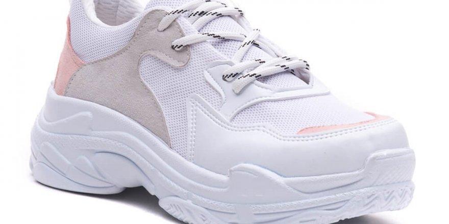 Bayan Sneaker... Sneaker' da Seçenek Çok