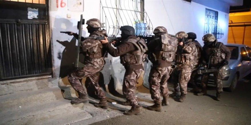 Terör örgütü PKK/KCK'ya operasyon