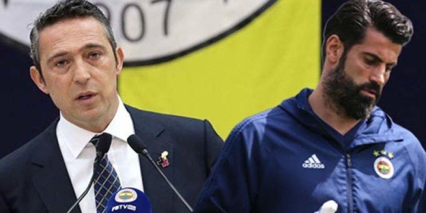 Ali Koç'tan Volkan Demirel'e büyük şok