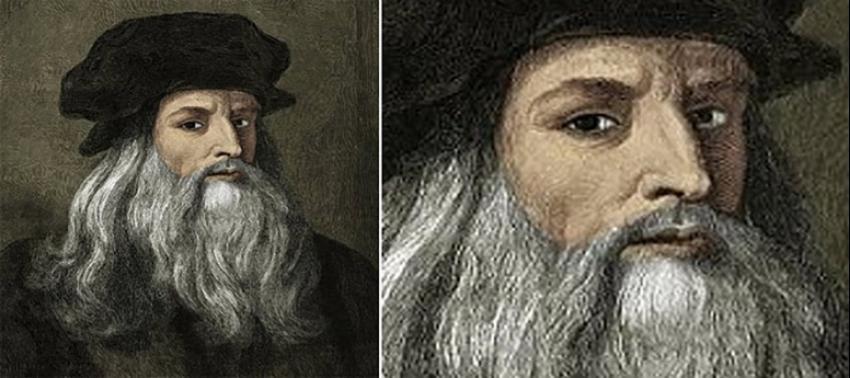 Da Vinci'nin yaşayan akrabaları bulundu