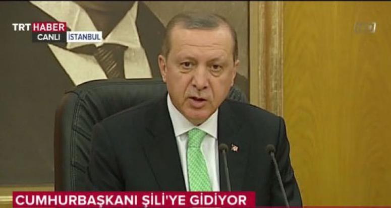 Cumhurbaşkanı Erdoğan'dan Rus jeti açıklaması!