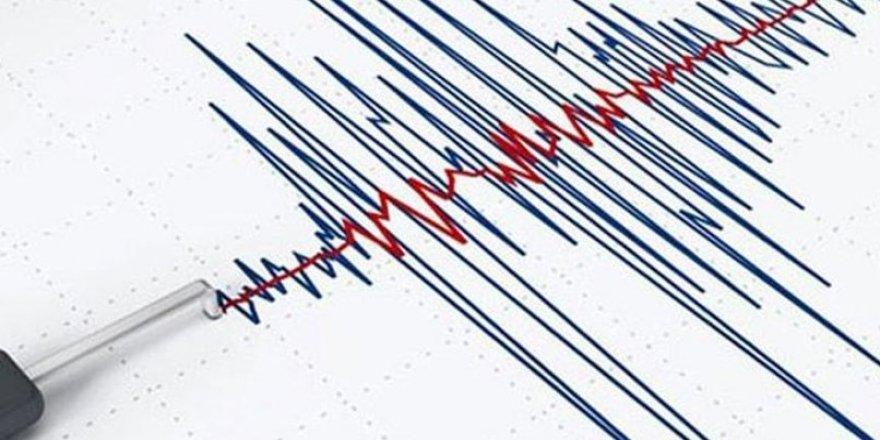 Denizli'de 3.3'lük deprem!