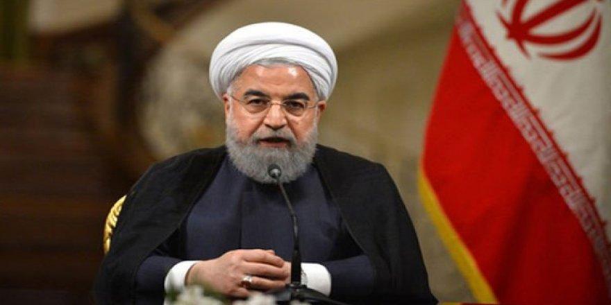 Ruhani'den Batı'ya petrol tehdidi!