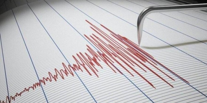 Çanakkale'de 3.6 büyüklüğünde deprem