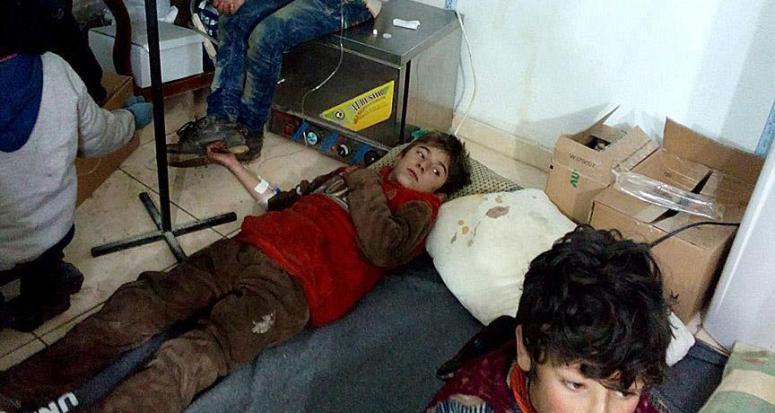 İnsanlığın utancı Madaya'da 16 kişi daha açlıktan öldü