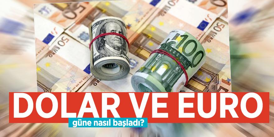 Dolar Euro fiyatları ne kadar? 1 dolar kaç tl?