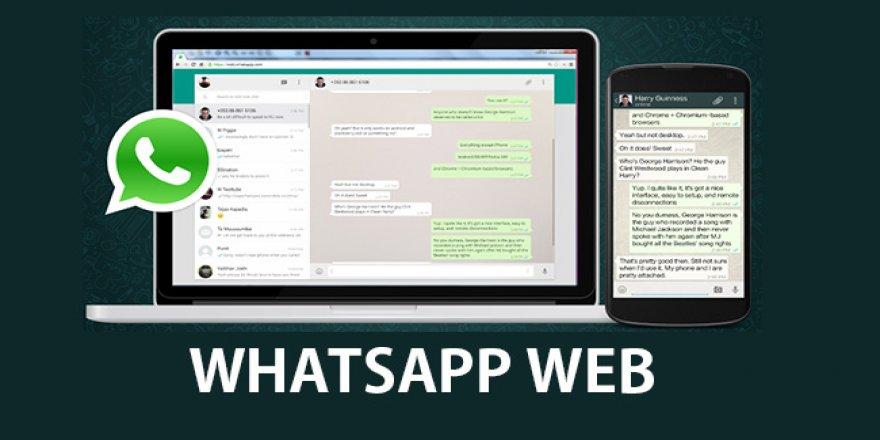 WhatsApp Web'e karanlık mod eklendi
