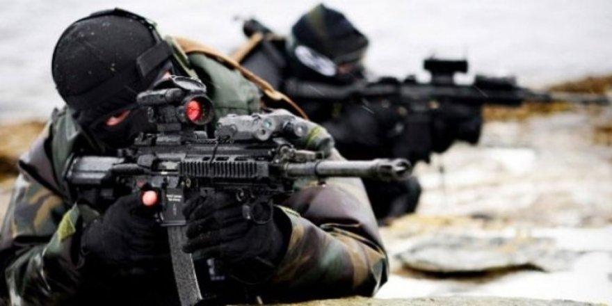 Bakanlık açıkladı! 2 terörist öldürüldü