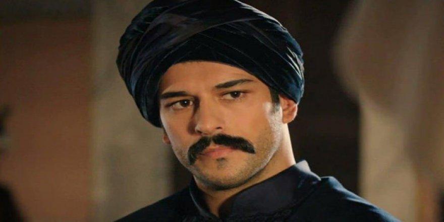Burak Özçivit'in Diriliş Osman dizisinden bölüm başına alacağı ücret belli oldu