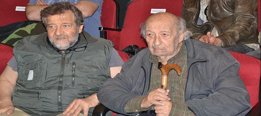 Ara Güler'i anlatan 'İstanbul'un Gözü' belgeseli İstanbul'da