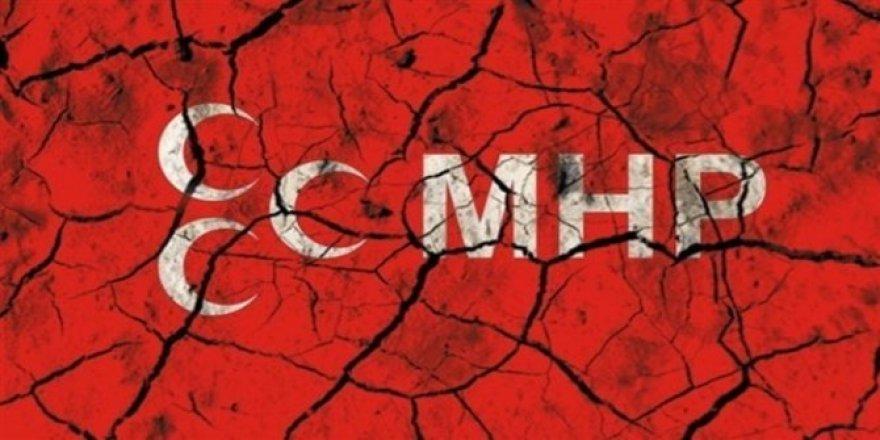 MHP'de deprem! İki başkan istifa etti