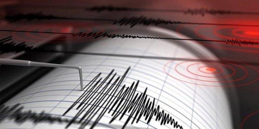 Manisa  3,6'lık depremle sallandı