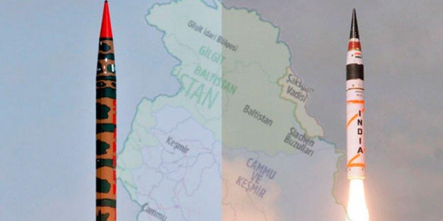 'Nükleer savaş çıkar' uyarısı sonrası Hindistan'dan büyük provokasyon