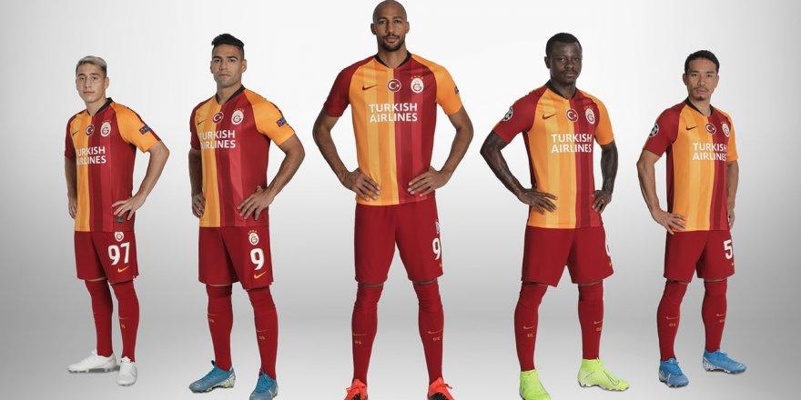 Galatasaray'ın Avrupa sponsoru belli oldu