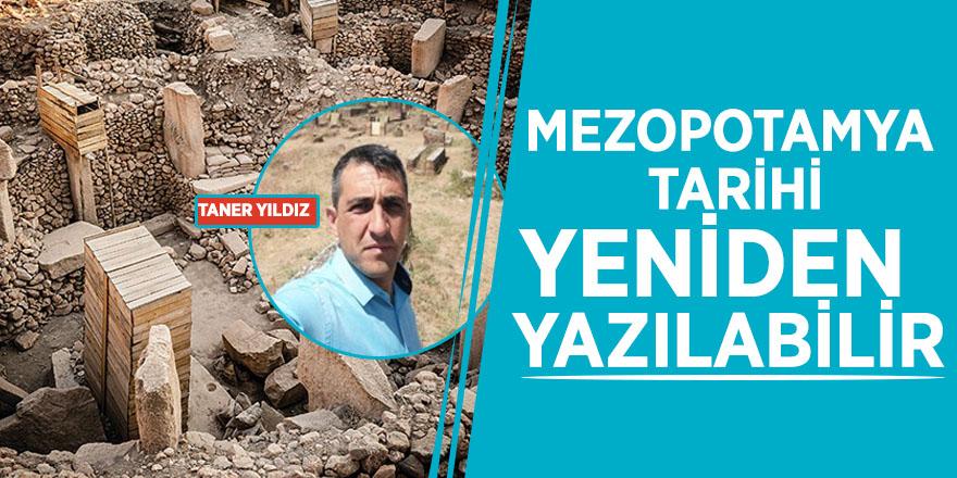 Mezopotamya Tarihi yeniden yazılabilir