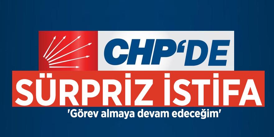 CHP Tunceli İl Teşkilatında flaş istifa! Başkan İrfan Bozkurt görevi bıraktı